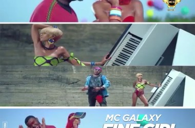 Mc Galaxy – Fine Girl (Dir. By Clarence Peters)