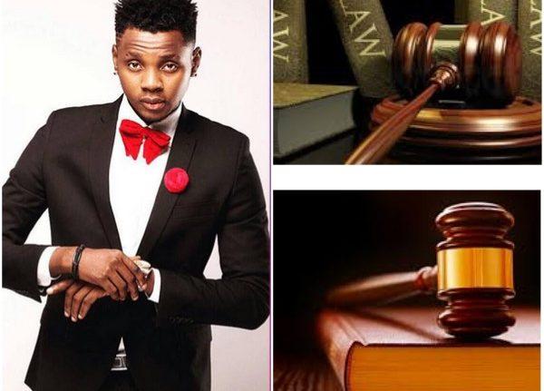 Kizz Daniel in court