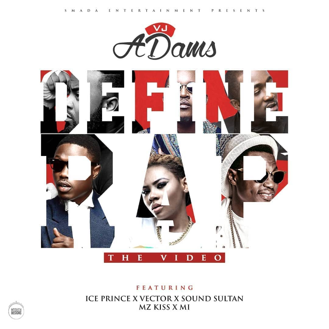VJ Adams – Define Rap
