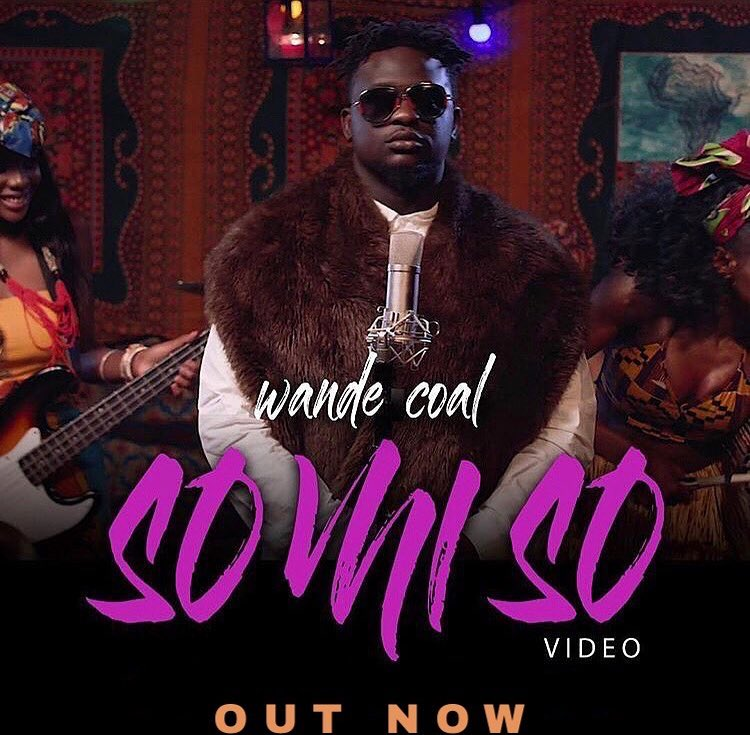 Wande Coal - So Mi So (Official Video)