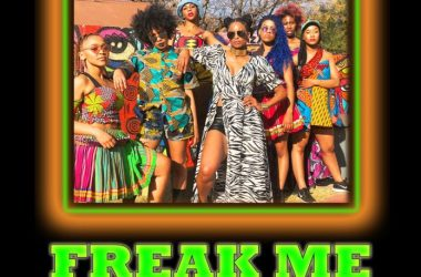 American Pop Star Ciara Features Tekno On 'Freak Me'