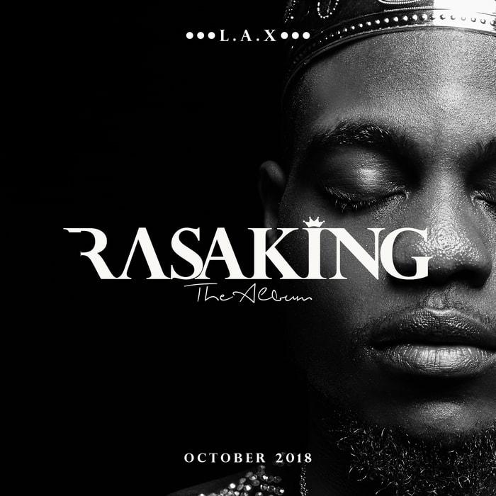 """L.A.X Unveils Album Art For """"Rasaking"""" Album"""