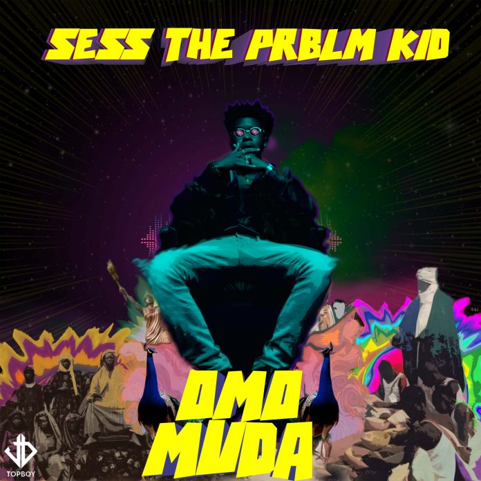 Sess the PRBLM Kid Unveils Omo Muda Album Artwork & Tracklist
