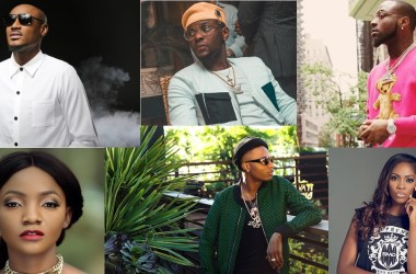 Current Top 10 Hottest Naija Artiste 2018