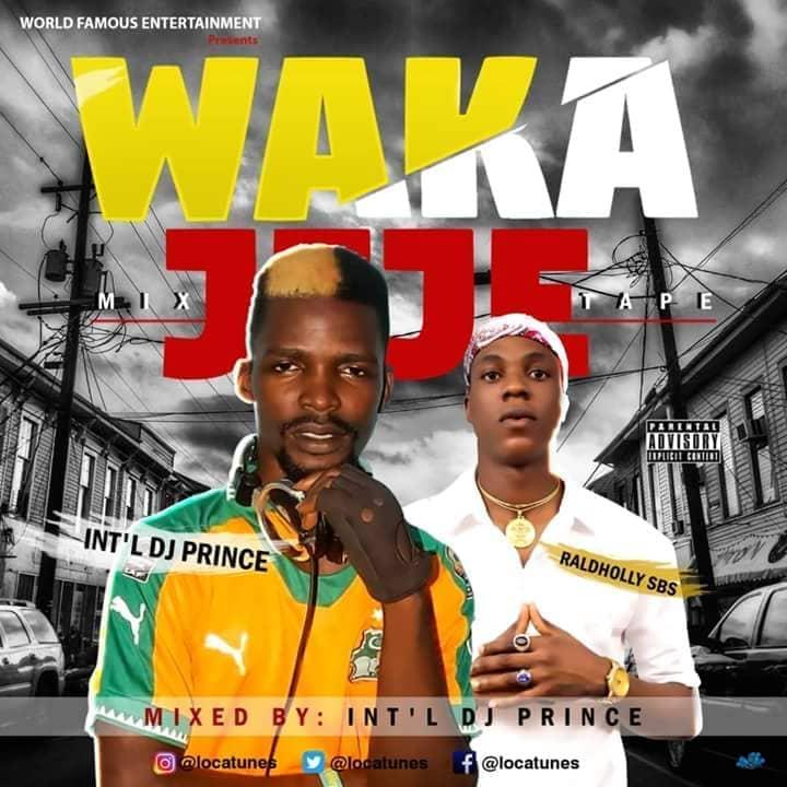 Waka Jeje Mixtape