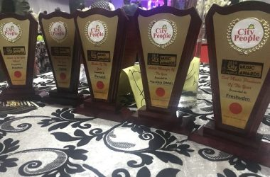 DMW Shines With Six Awards At The 2018 City People Music Awards
