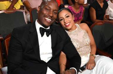 Tyrese Gibson Welcomes A Baby Girl With Samantha Lee