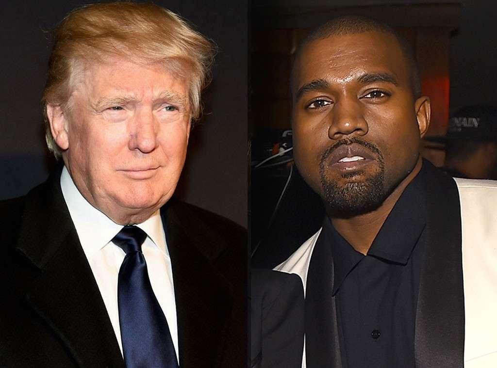Kanye West x Donald Trump