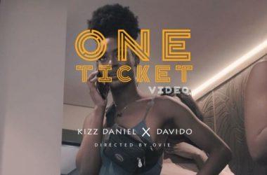 Kizz Daniel ft. Davido – One Ticket