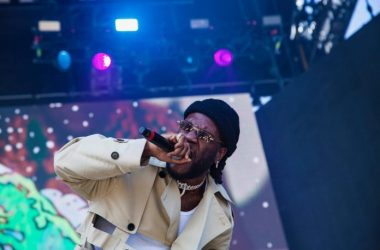 Burna Boy's Coachella Finale Performance