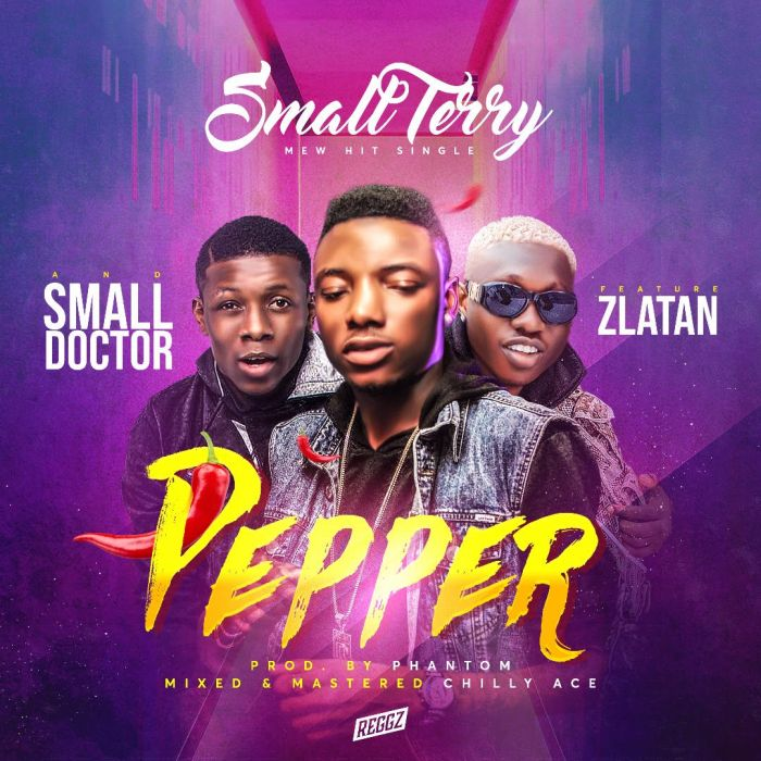 Small Terry x Zlatan & Small Doctor – Pepper