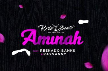 Krizbeatz Ft. Reekado Banks x Rayvanny – Aminah
