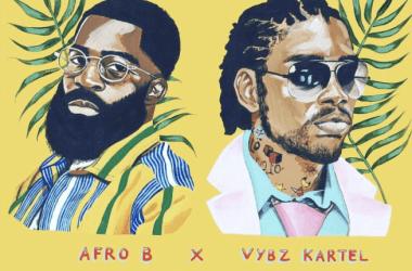 Afro B, Vybz Kartel, Dre Skull – Shape Nice