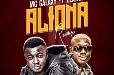 MC Galaxy – Aliona ft. Zlatan (Remix)