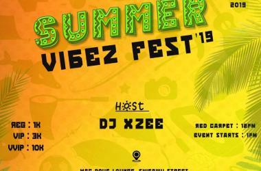 Summer Vibez Festival 2019