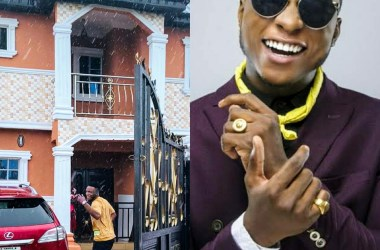 DJ Kaywise Acquires First New House