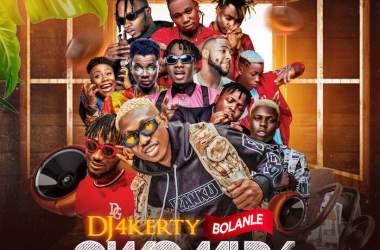 DJ 4kerty Ft. Bodeblaq x Zlatan – Bolanle Owomida Marlians Mix