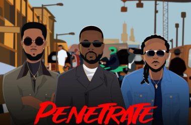 Del B x Patoranking x DJ Neptune – Penetrate