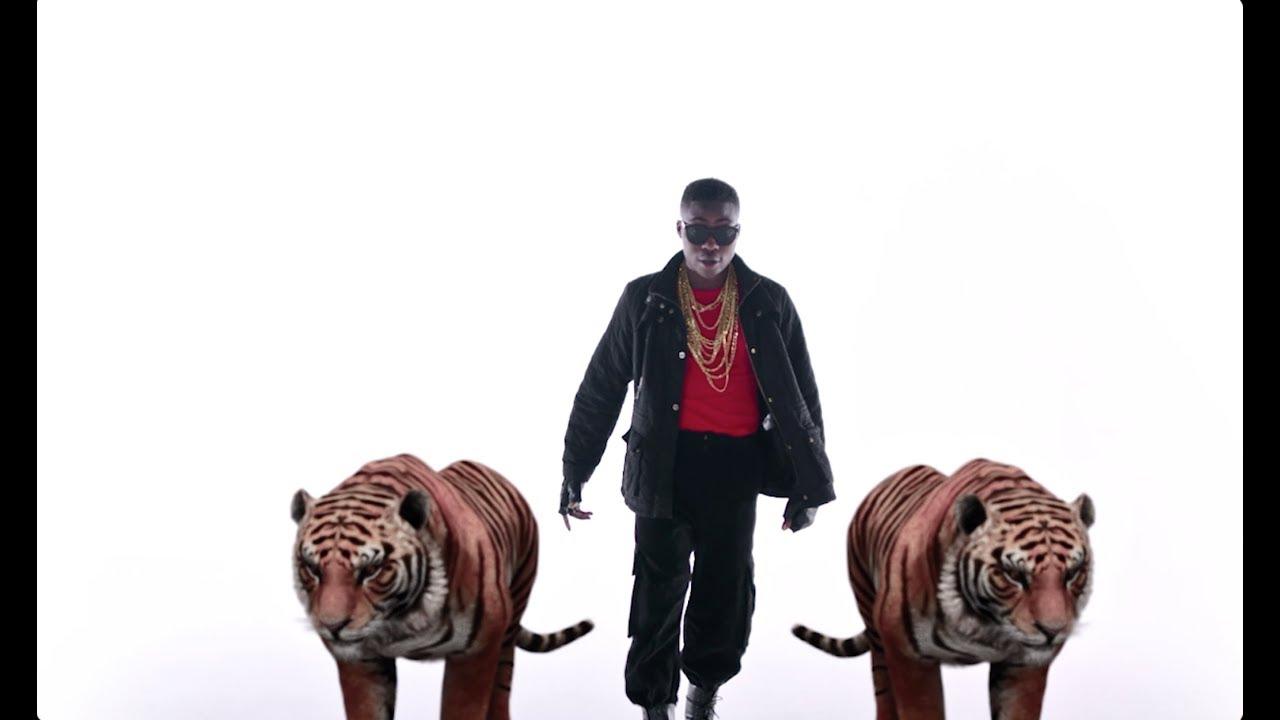 Reekado Banks – Put In Pressure (Official Video)