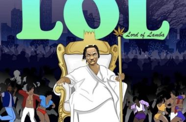 "Naira Marley - ""LOL"" EP cover art"