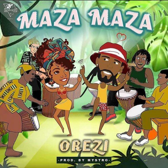 Orezi – Maza Maza