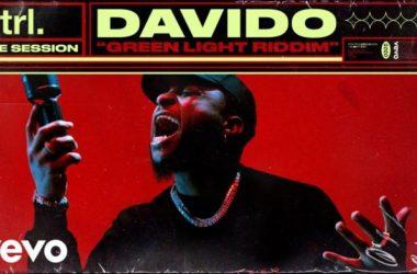 Davido – Green Light Riddim (Live Session)