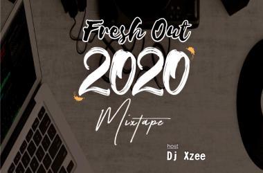 LocaaTunes x DJ Xzee – Fresh Out 2020 Mixtape