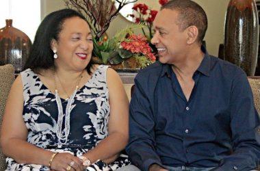 Ben Muraay-Bruce & Wife