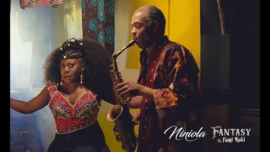 Niniola ft. Femi Kuti – Fantasy (Official Video)
