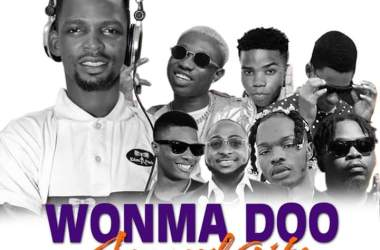 Wonma Doo Mixtape Hosted By Int'l DJ Prince