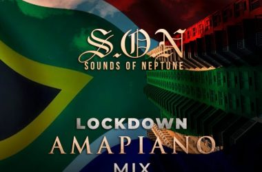 DJ Neptune – Sounds Of Neptune (Amapiano Lock Down Mix)