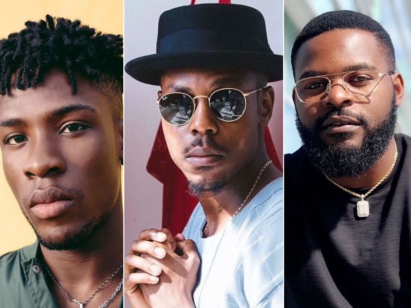 Top 5 Nigerian Artiste Doing Well Despite The Lockdown