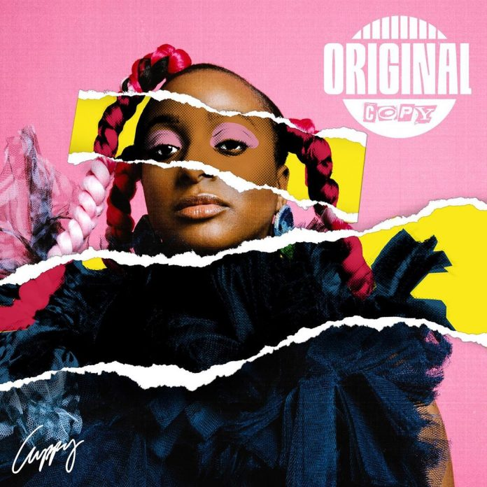 DJ Cuppy Shares 'Original Copy' Album Cover Art