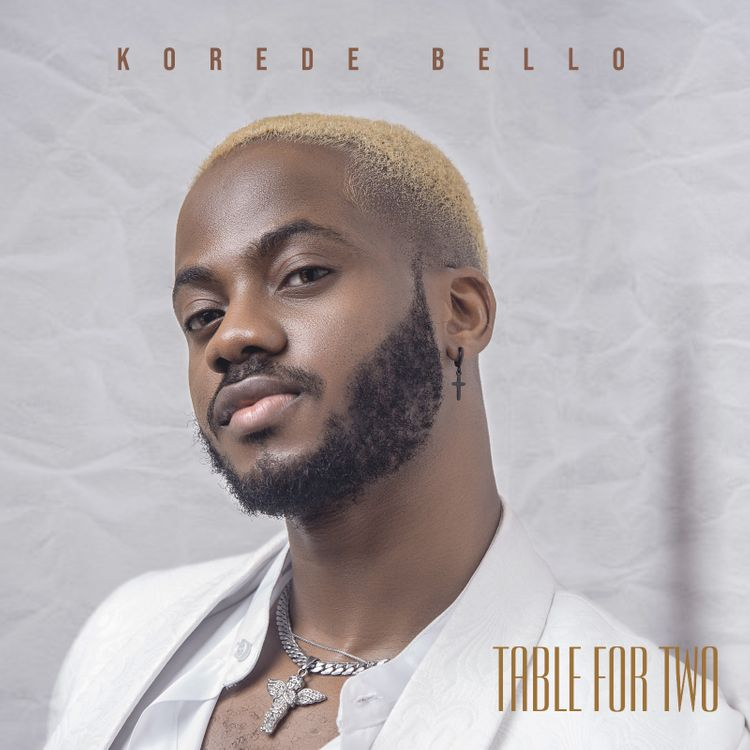 """Korede Bello Releases New EP """"Table For Two"""""""