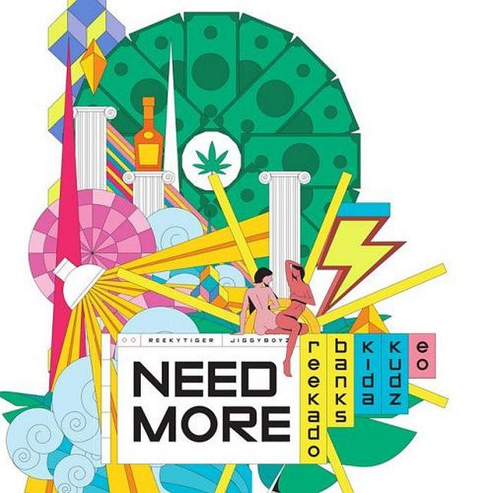 Reekado Banks ft. Kida Kudz & EO – Need More