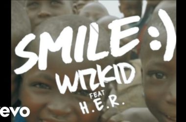 Wizkid – Smile ft. H.E.R (Vertical Lyric Video)
