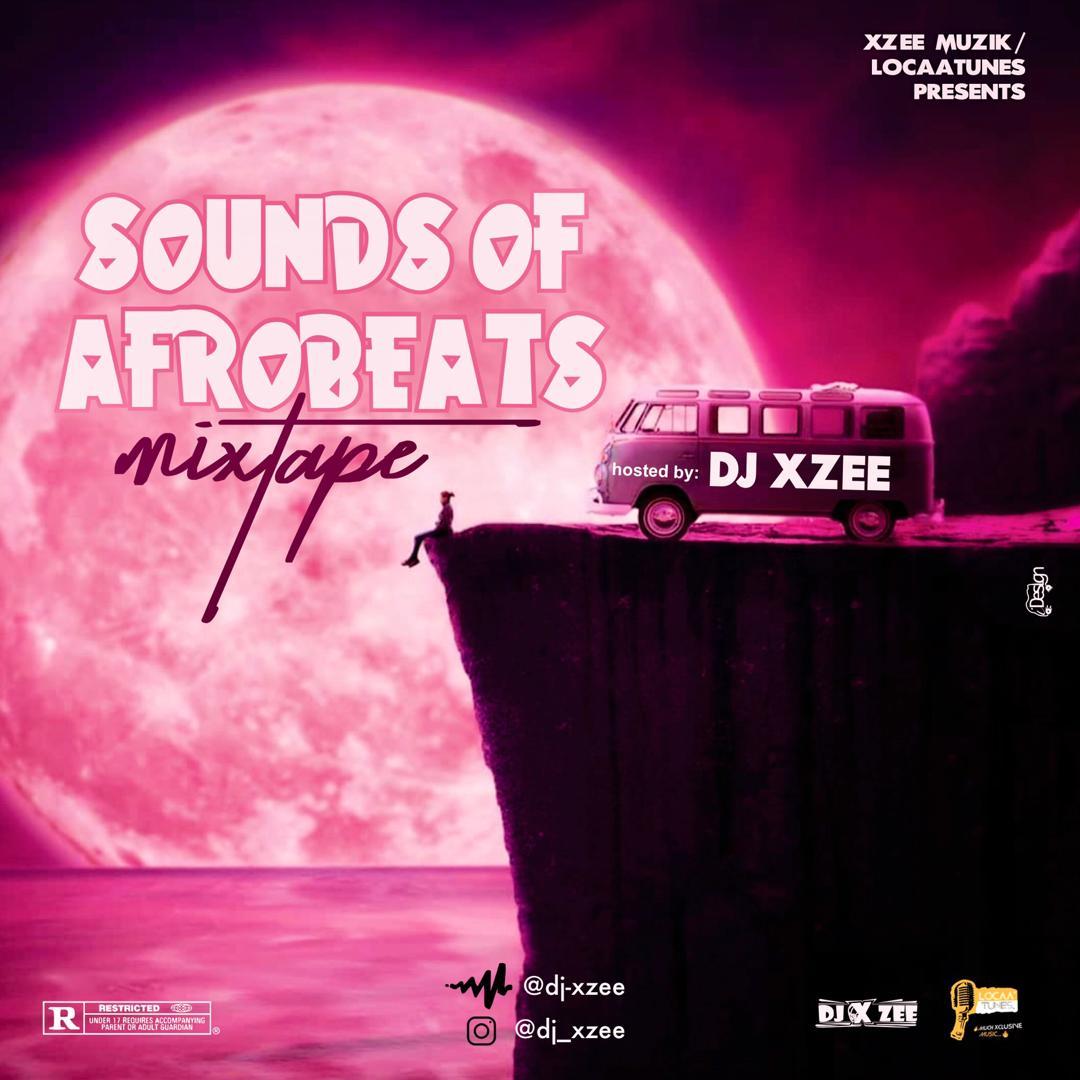 LocaaTunes x DJ Xzee – Sounds Of Afrobeat Mix