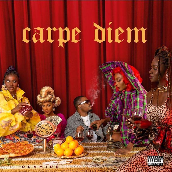 "Olamide – ""Carpe Diem"" Album Out Now!!"