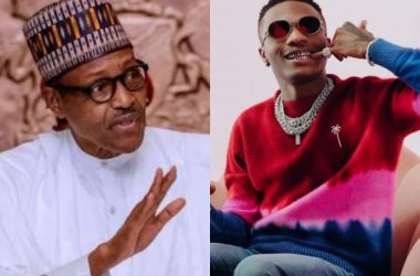Wizkid Calls Out Buhari