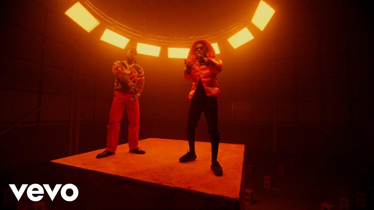 Wizkid – Ginger ft. Burna Boy (Official Video)