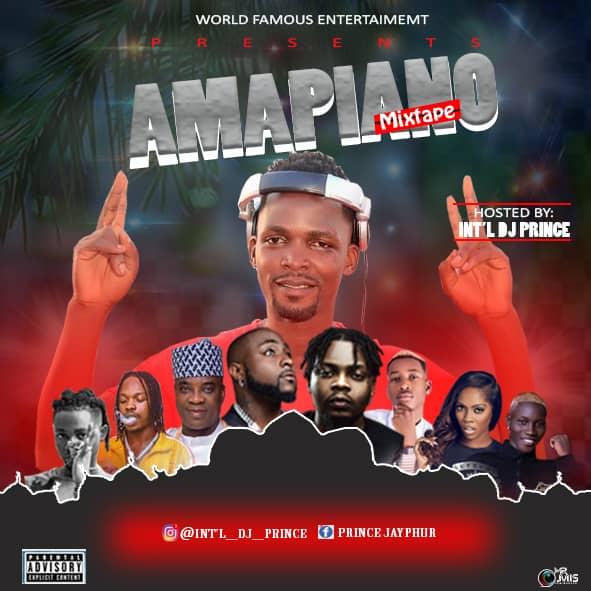 Int'l DJ Prince – Amapiano Mixtape