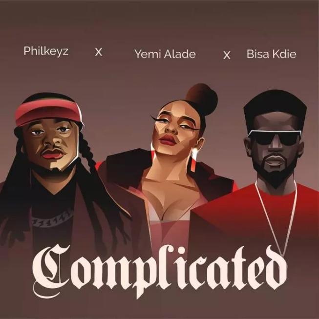 Philkeyz x Yemi Alade x Bisa Kdei – Complicated