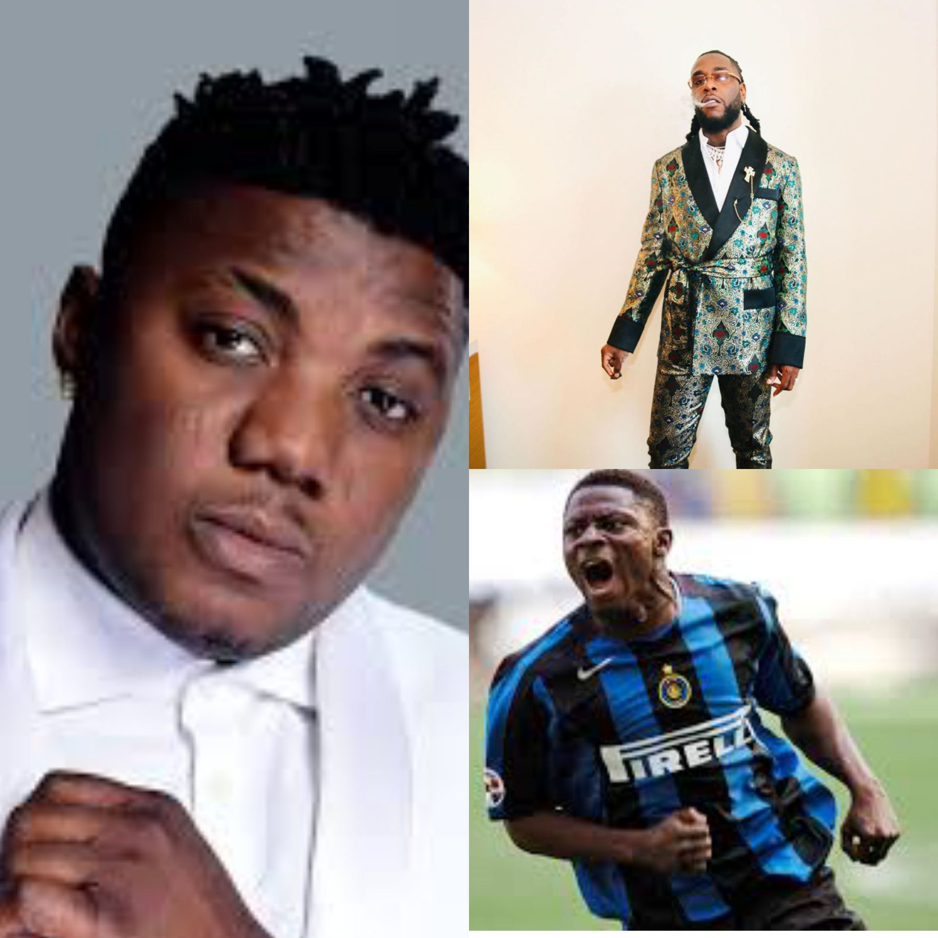 CDQ - Burna Boy - Obafemi Martins