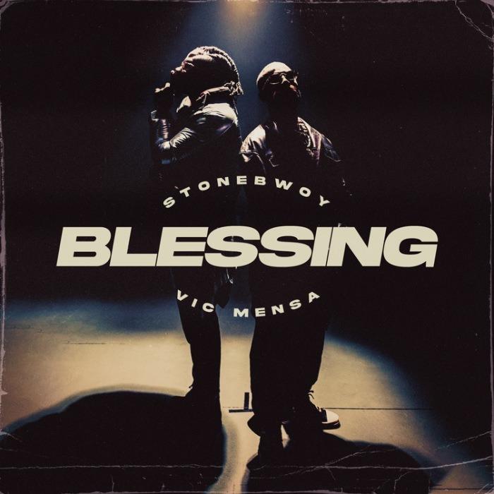 Stonebwoy ft. Vic Mensa – Blessing