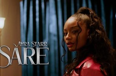 Ayra Starr – Sare (Official Music Video)