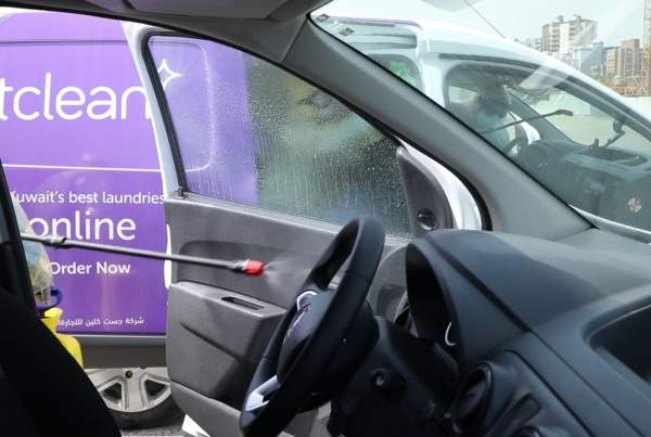 Just Clean Safety Video 2020