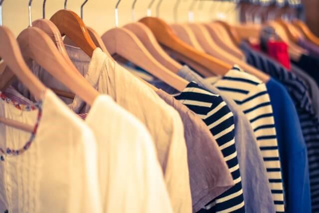 ④ 着る服に気を付ける