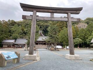 島根県大田市 物部神社