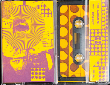 Melody Elder on tape Courtesy of Jennifer Baron