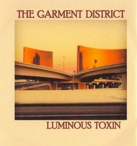 Luminous Toxin Album Cover Courtesy  of Jennifer Baron